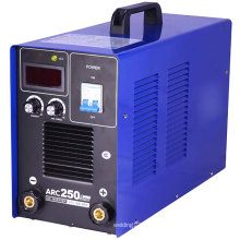 China Mejor Máquina de soldadura Arc Arcade DC DC Inverter Arc250s